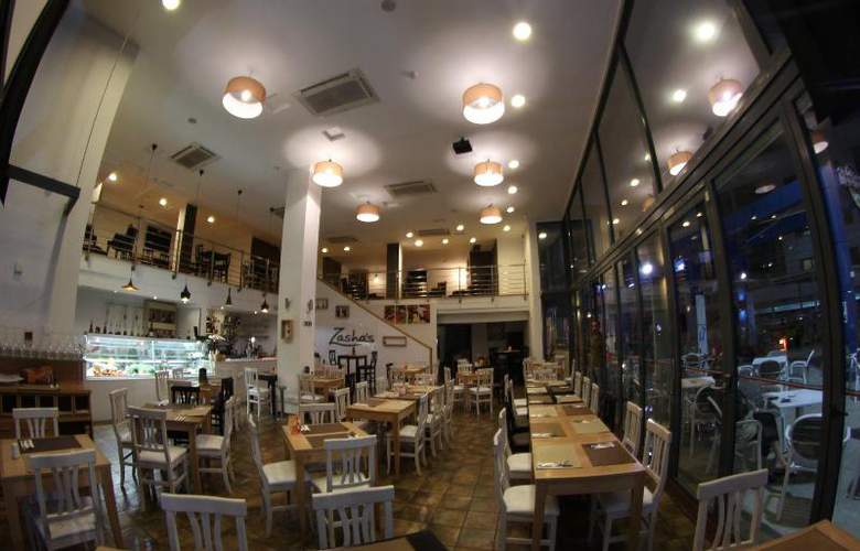be.Hotel - Restaurant - 23