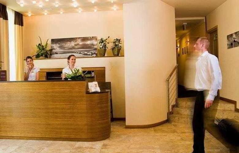 Best Western Villa Aqua Hotel - Hotel - 1