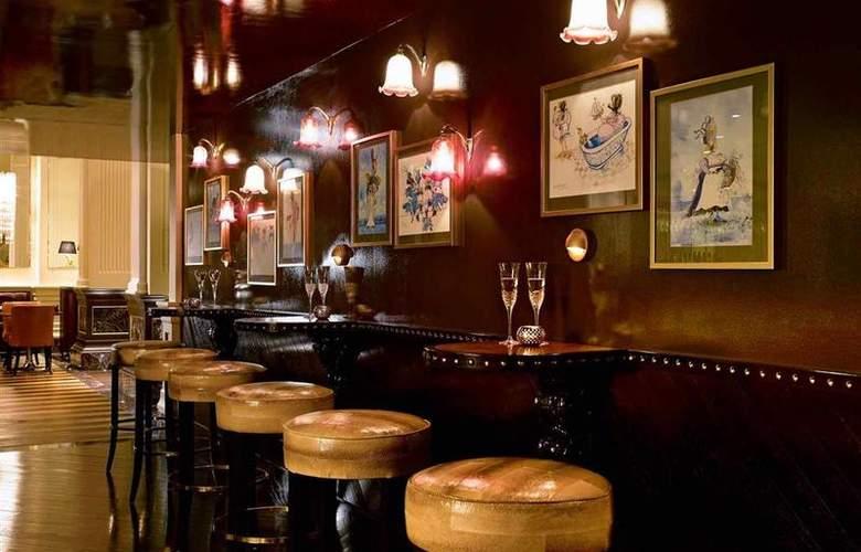 Sofitel London St James - Bar - 81