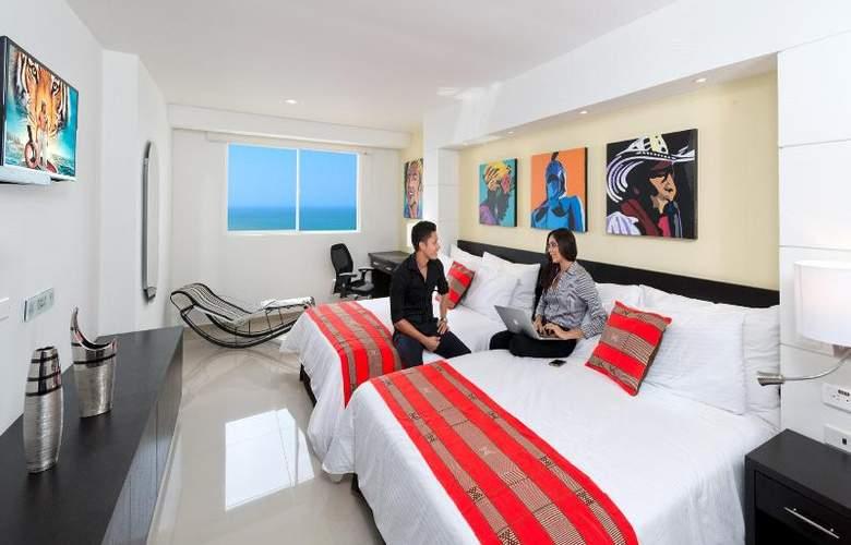 Cartagena Plaza - Room - 16