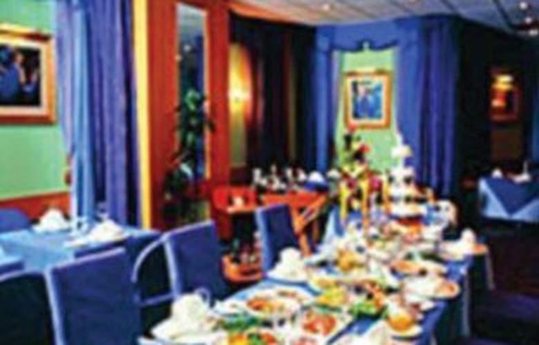 Radisson Sas Slavyanskaya - Restaurant - 8
