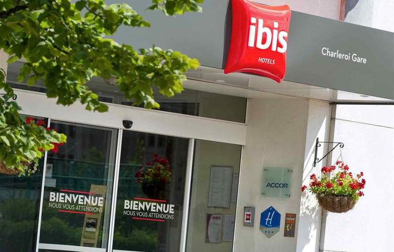 Ibis Charleroi Centre Gare - Hotel - 2