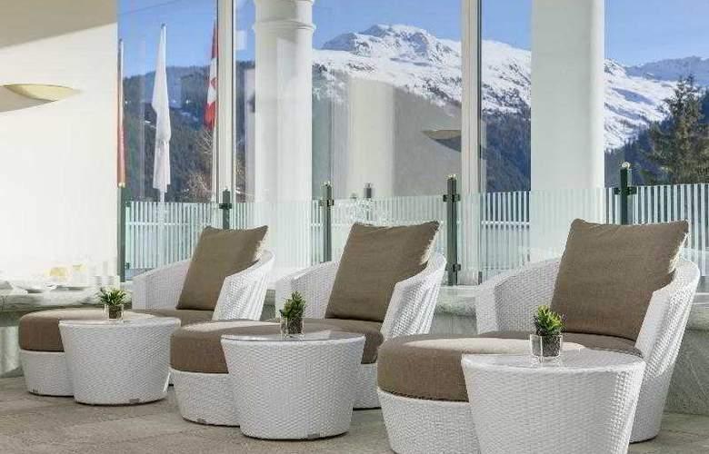 Steigenberger Grandhotel Belvédère Davos - Pool - 23