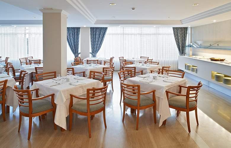 Hipotels Aparthotel Mercedes - Restaurant - 6