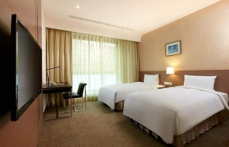 Taisugar Hotel Taipei - Hotel - 6