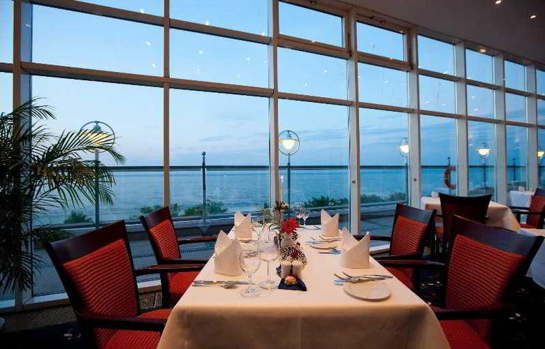 Tryp by Wyndham Ahlbeck Strandhotel - Restaurant - 5