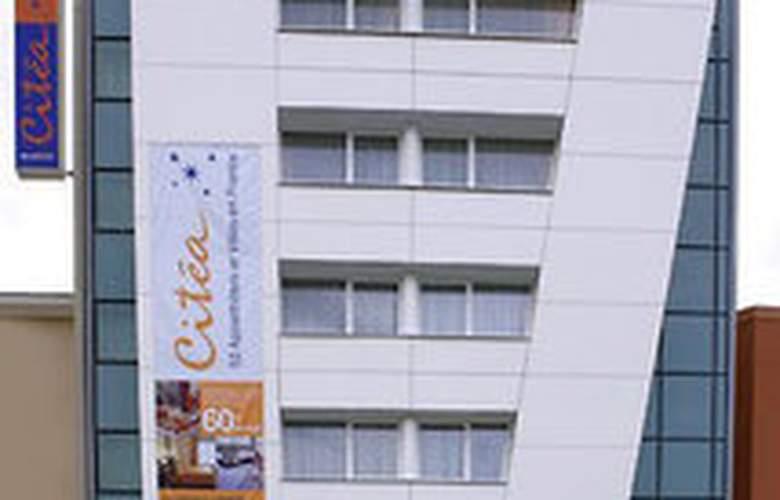 Citea Strasbourg Illkirch - Hotel - 0