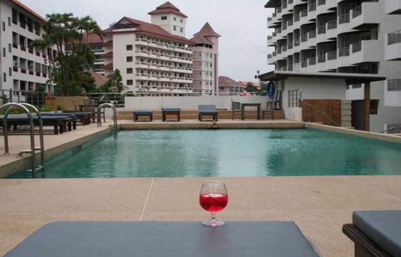 Jomtien Plaza Residence Pattaya - Pool - 10
