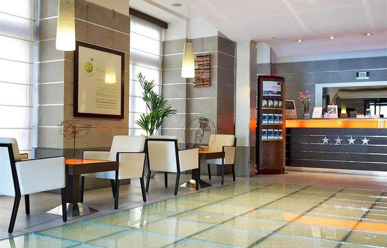 Best Western Crystal Palace - Hotel - 22