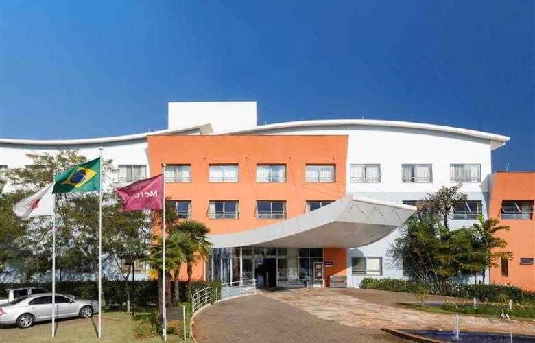Mercure Belo Horizonte Lagoa dos Ingleses - Hotel - 12