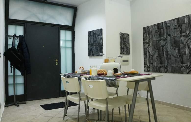 Maison Du La Rua - Restaurant - 12