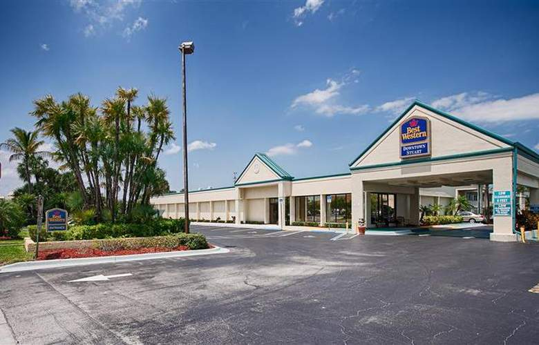 Best Western Plus Downtown Stuart - Hotel - 43