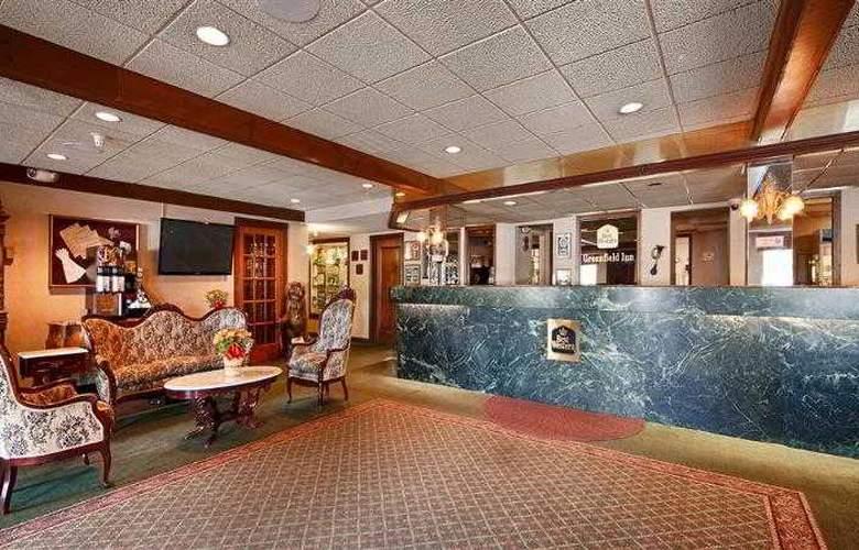 Best Western Greenfield Inn - Hotel - 23