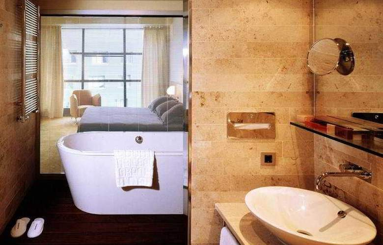 Gran Hotel Domine Bilbao - Room - 2