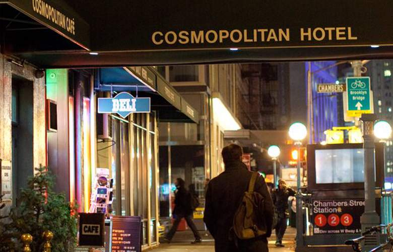 Cosmopolitan Hotel Tribeca - Hotel - 4