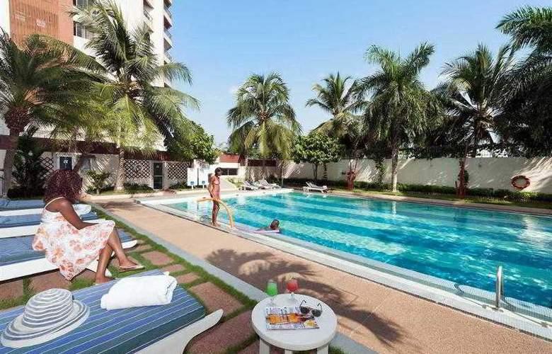 Novotel Abidjan - Hotel - 11