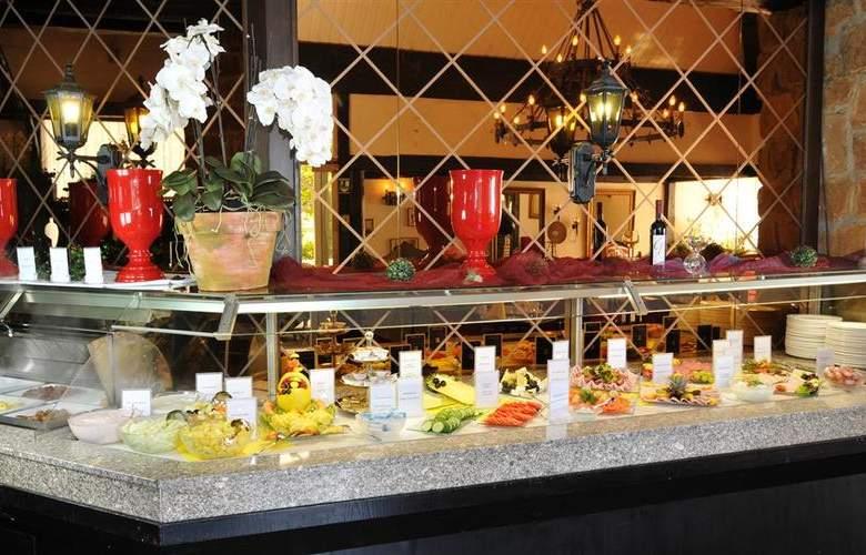 Best Western Leoso Hotel Leverkusen - Restaurant - 78