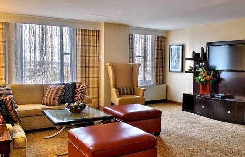 Pittsburgh Marriott City Center - Hotel - 11