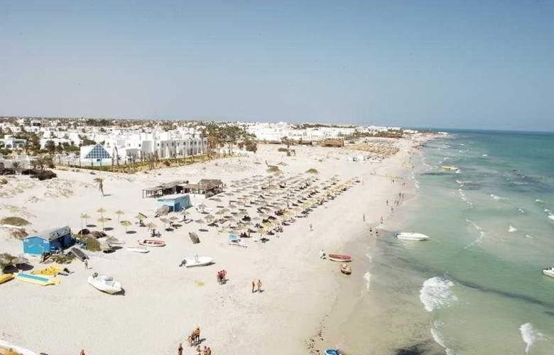 Djerba Jasmina - Beach - 8