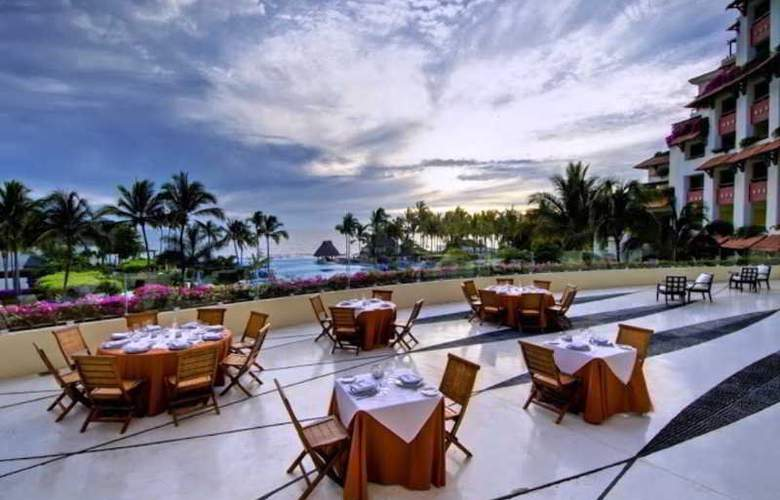 Grand Velas Riviera Nayarit - Restaurant - 12