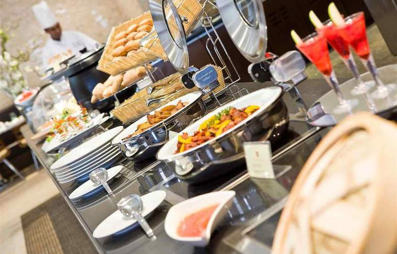 Mercure Gold Al Mina Road Dubai - Restaurant - 49