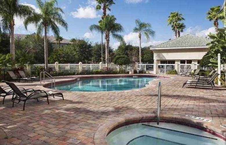 Hampton Inn Orlando- Lake Buena Vista - Hotel - 8