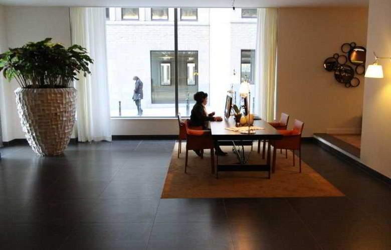 Sandton Hotel Brussel Centre - General - 1