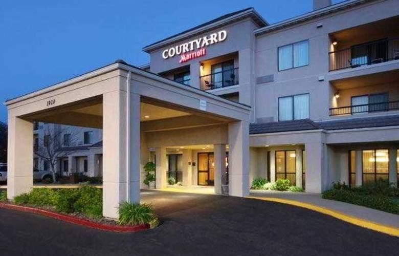 Courtyard Roseville - Hotel - 5