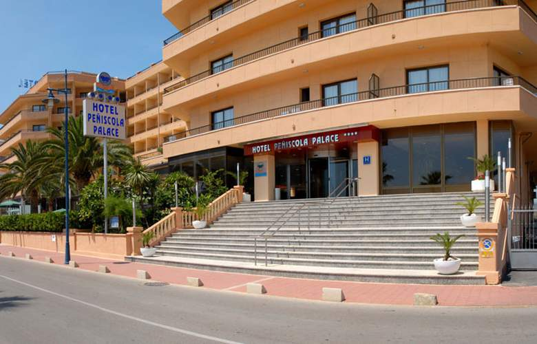 Peñiscola Palace - Hotel - 9