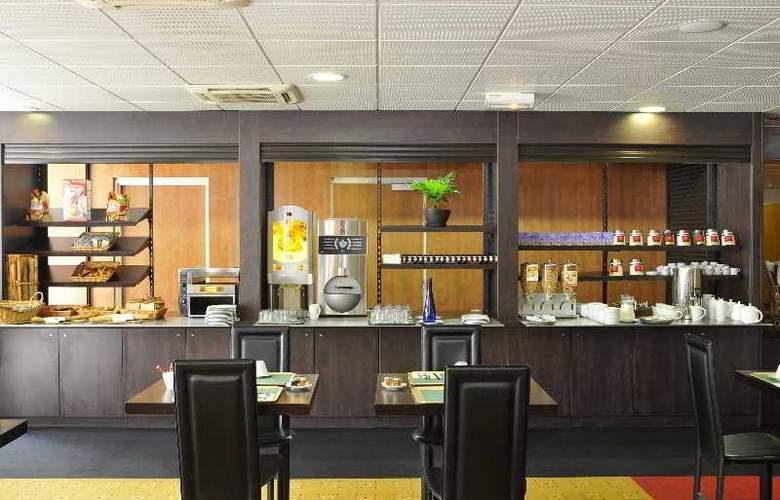 Quality Suites Bordeaux Aéroport & Spa - Restaurant - 12