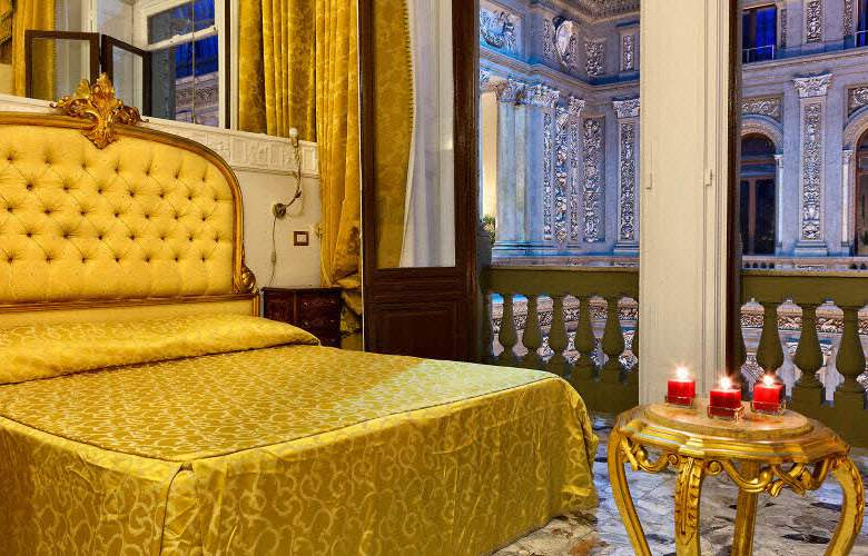 Art Suite Santa Brigida - Room - 2
