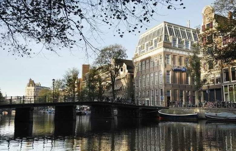 Radisson Blu Amsterdam City Cente - Hotel - 0