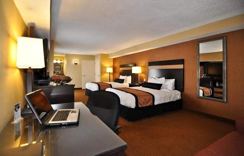 Best Western Plus Newark Airport West - Room - 83