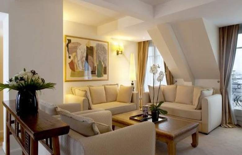 Hyatt Regency Paris-Madeleine - Room - 16