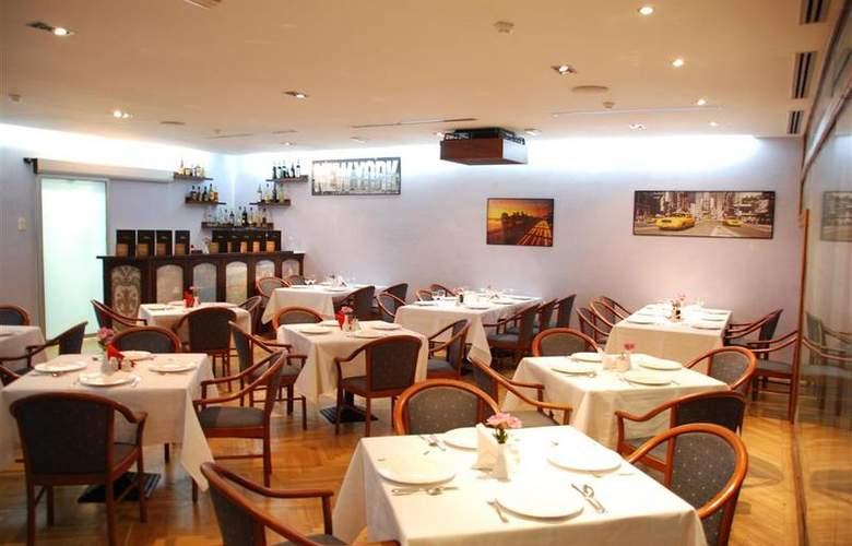 Best Western Stil - Restaurant - 26