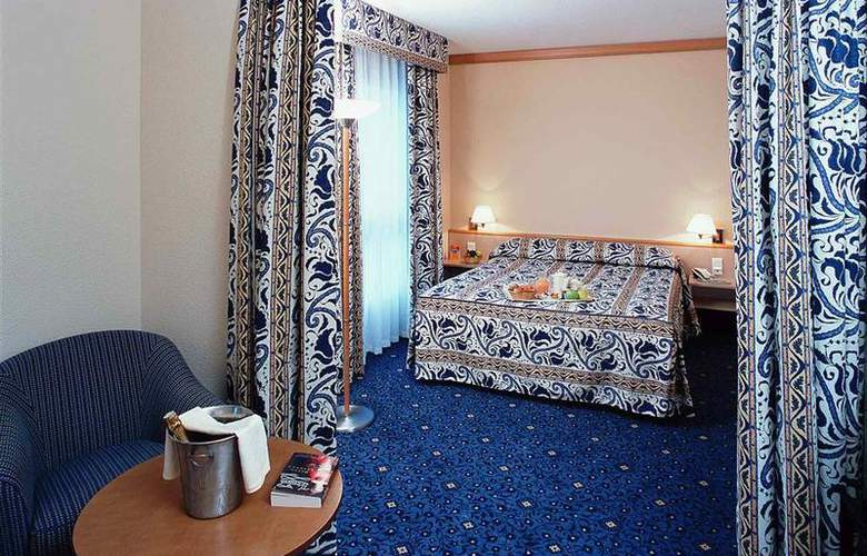 Mercure Royal Fontainebleau - Room - 35