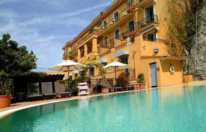 La Perouse Nice - Hotel - 0