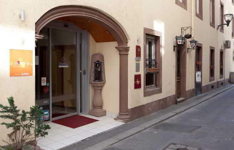Couvent Du Franciscain - Hotel - 10