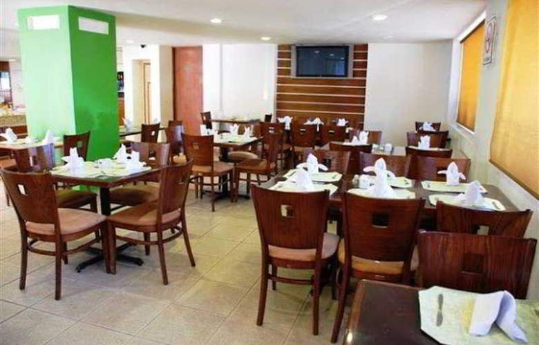 Howard Johnson Hotel Villahermosa - Restaurant - 8