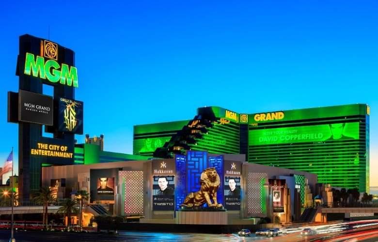 MGM Grand Hotel & Casino - General - 2