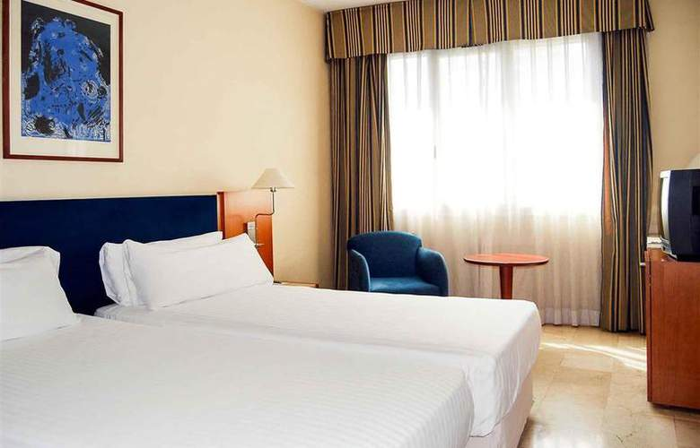 Mercure Barcelona Condor - Room - 28