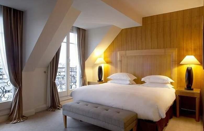 Hyatt Regency Paris-Madeleine - Room - 15