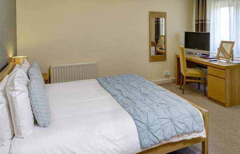 Best Western Walworth Castle Hotel - Room - 74