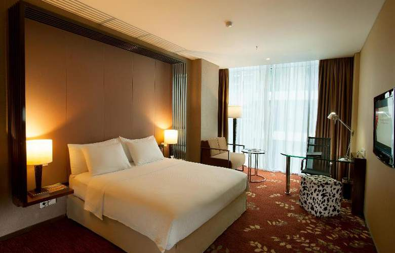 Grand Swiss-Belhotel Medan - Room - 16