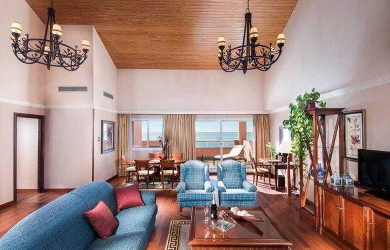 Elba Estepona Gran Hotel & Thalasso Spa - Room - 19