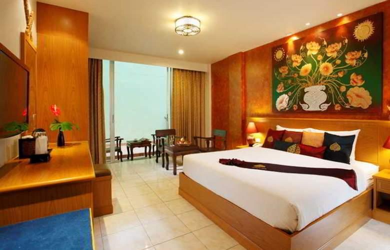 Tanawan Phuket Hotel - Room - 5