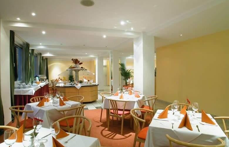 Enjoy hotel Berlin City Messe - Restaurant - 11