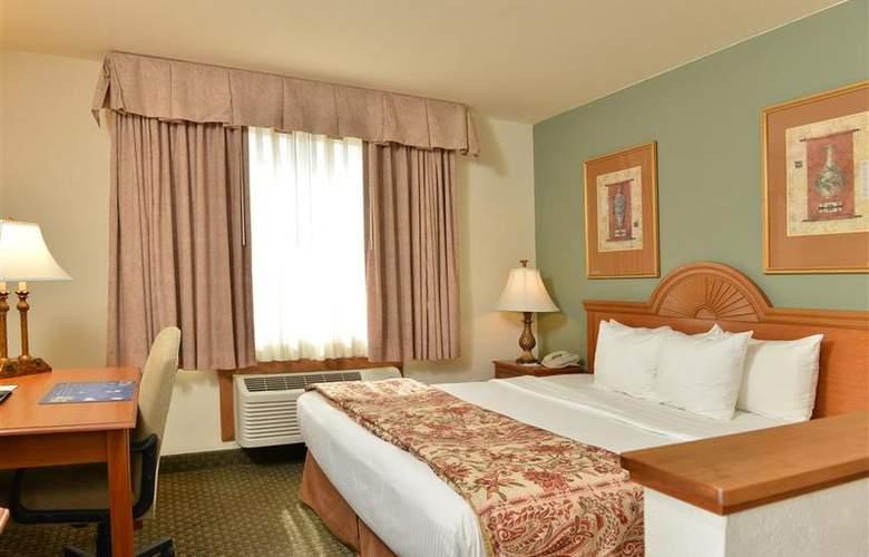 Best Western Lake Hartwell Inn & Suites - Room - 57