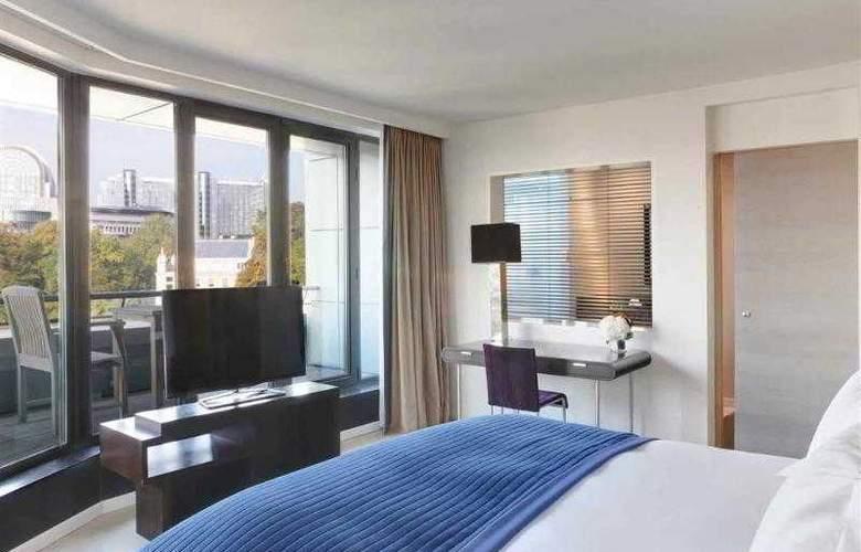 Sofitel Brussels Europe - Hotel - 63