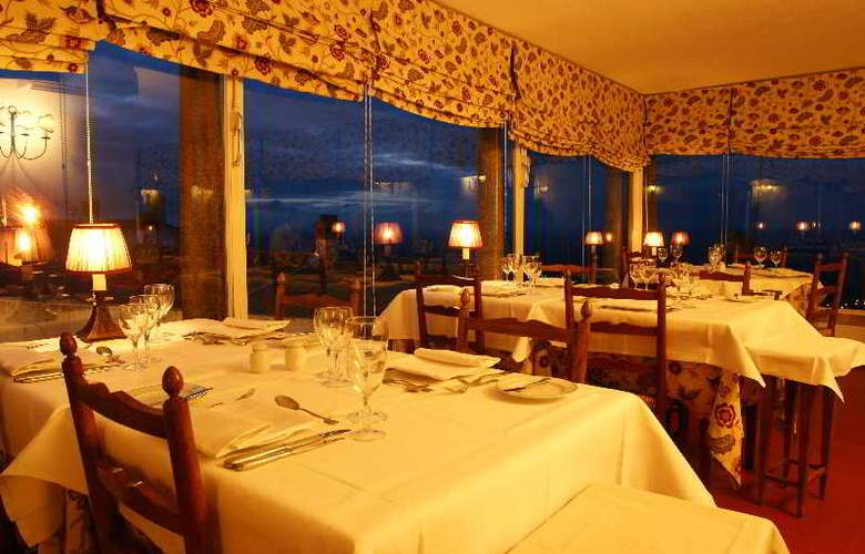 Pousada de Marvao - Sta. Maria - Restaurant - 17
